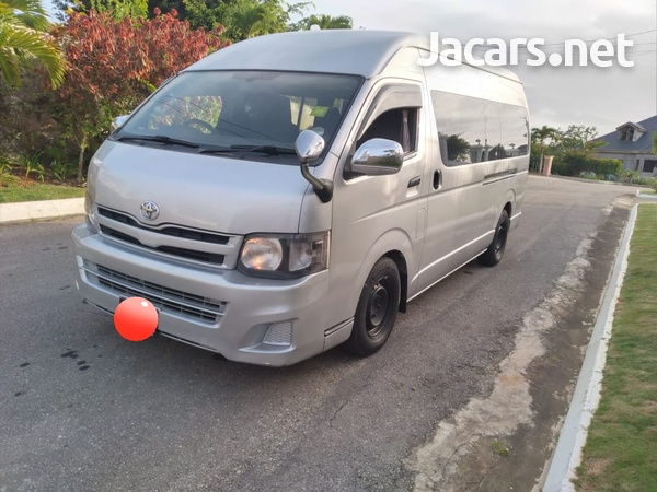 Toyota Hiace 3,0L 2012-2
