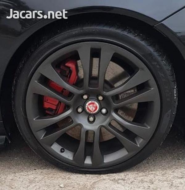 Jaguar XKR 5,0L 2012-7