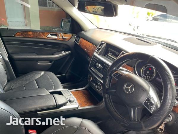 Mercedes-Benz GLE-Class 3,5L 2014-3