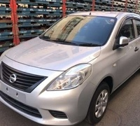Nissan Latio 1,6L 2014