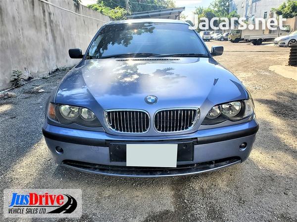 BMW 3-Series 1,8L 2003-2