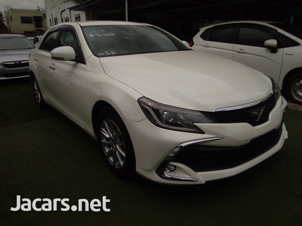 Toyota Mark X 2,5L 2017-3