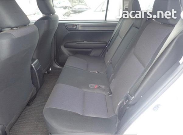 Toyota Fielder 1,5L 2016-11