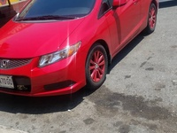 Honda Civic 2,8L 2012