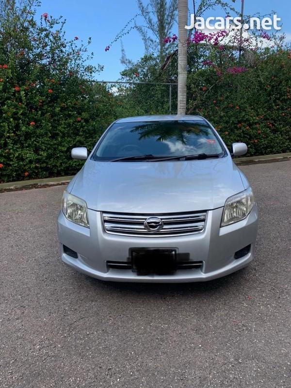 Toyota Axio 0,4L 2010-2
