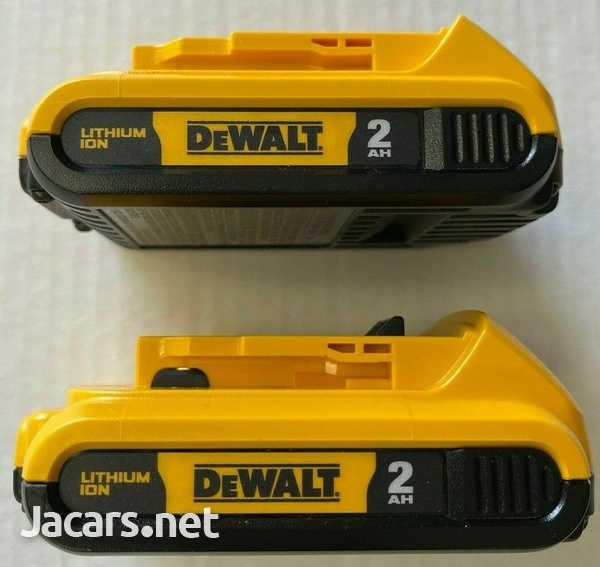 Dewalt Hammer Drill SPECIAL OFFER 2 Batteries-3
