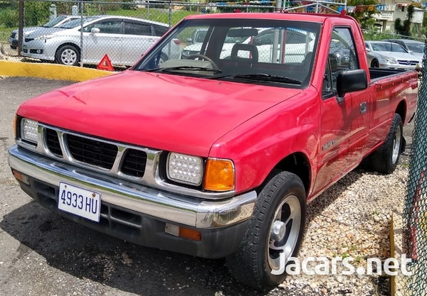 1990 Isuzu Pick-up-2