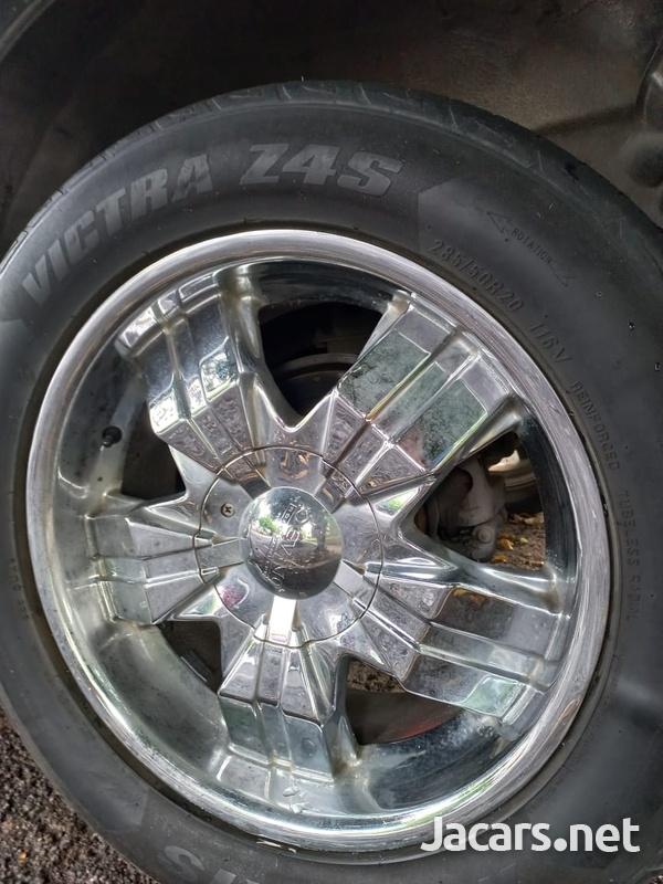 20 inch Rims & Tyres 285/50R20-2