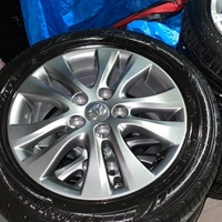17 Tyres and Rims