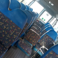 WE BUILD AND INSTALL BUS SEATS.CONTACT US AT 8762921460