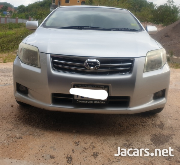 Toyota Axio 1,8L 2012-3