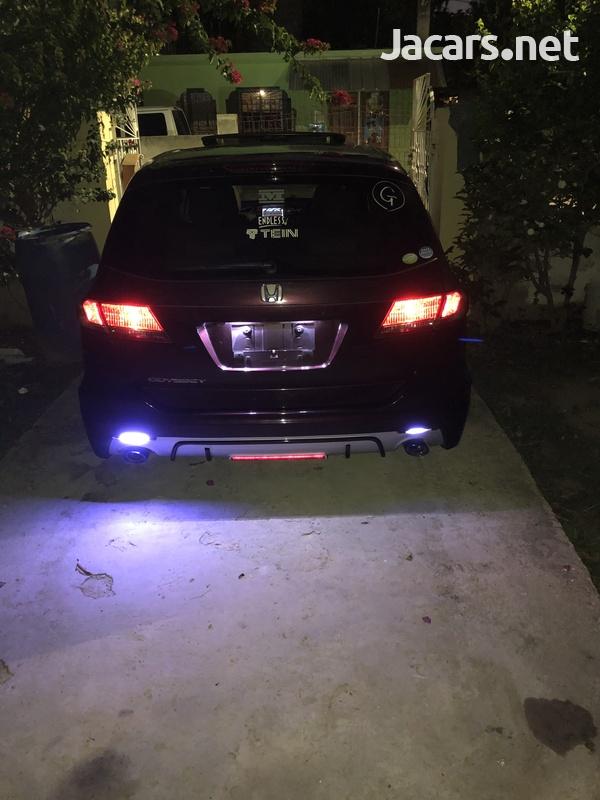 Honda Odyssey 2,4L 2011-5