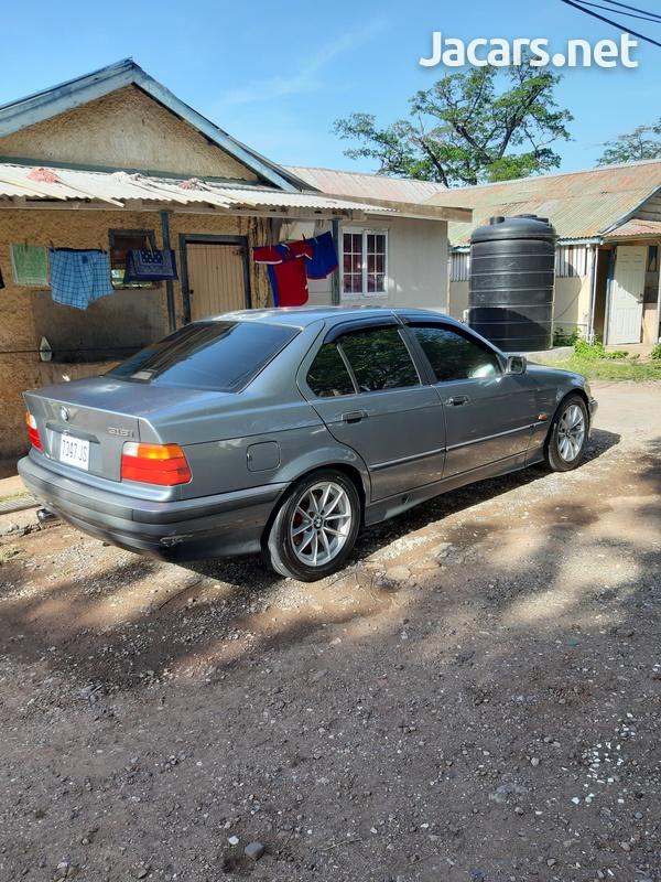 BMW 3-Series 1,8L 1995-1