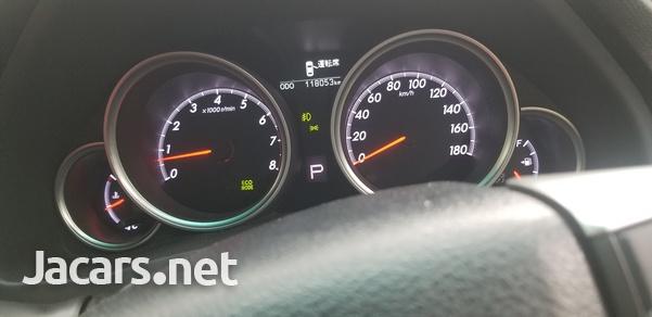 Toyota Mark X 2,5L 2014-7