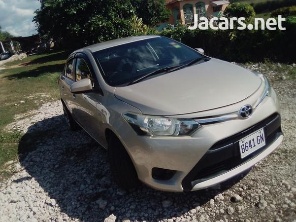 Toyota Yaris 1,6L 2016-1