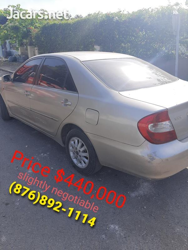Toyota Camry 2,0L 2003-3