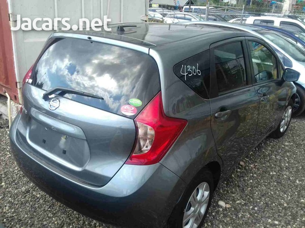 Nissan Note 1,1L 2016-3