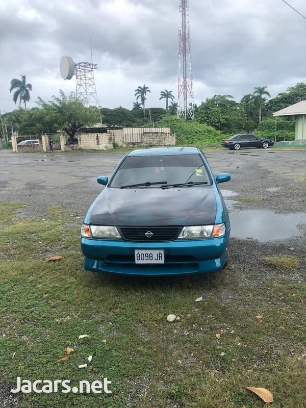 Nissan B14 1,6L 1995-4