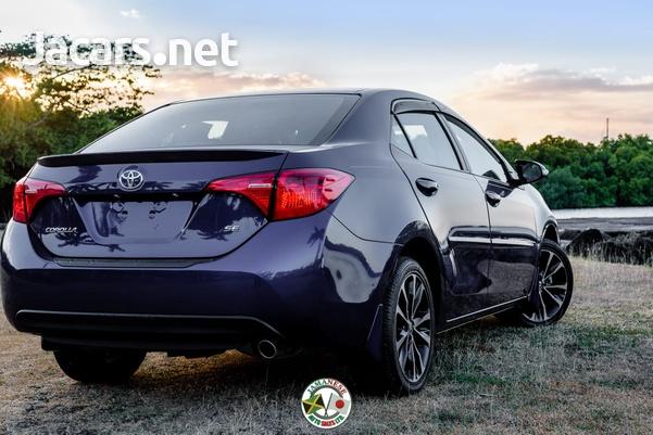 Toyota Corolla 1,8L 2018-11