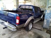 Nissan Frontier 2,5L 2004