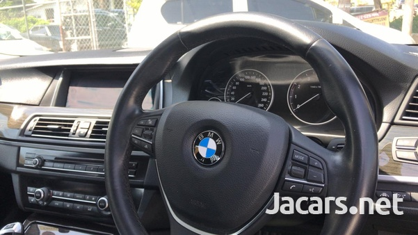 BMW 5-Series 3,0L 2014-5