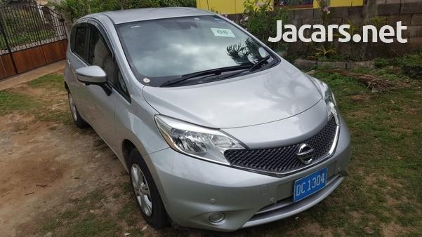 Nissan Note 1,1L 2015-1