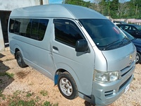 Toyota Hiace Bus 2,8L 2010