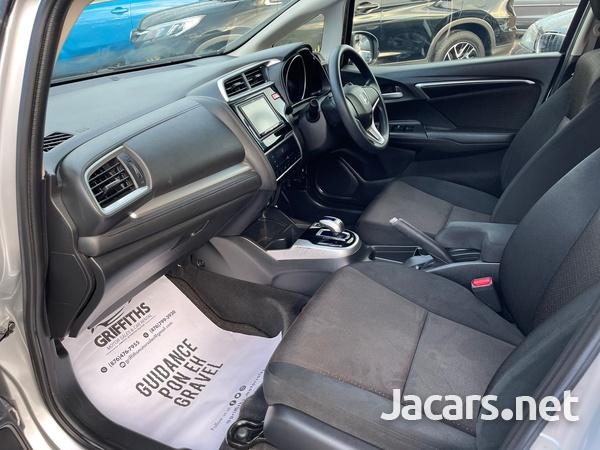 Honda Fit 1,4L 2016-8