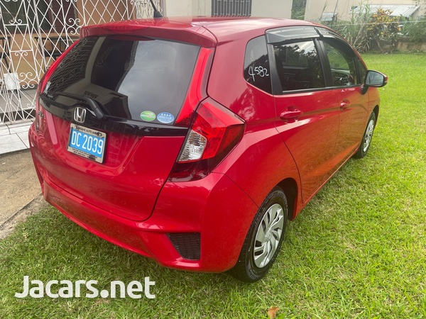 Honda Fit 1,5L 2013-6