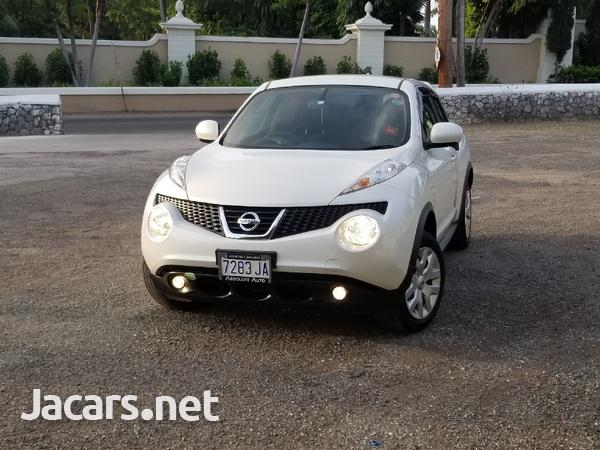 Nissan Juke 1,5L 2014-1