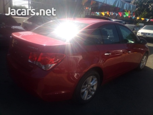 Chevrolet Cruze 3,0L 2014-7