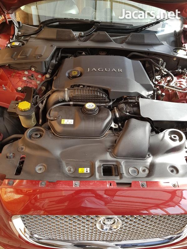 Jaguar XF 2,2L 2014-6