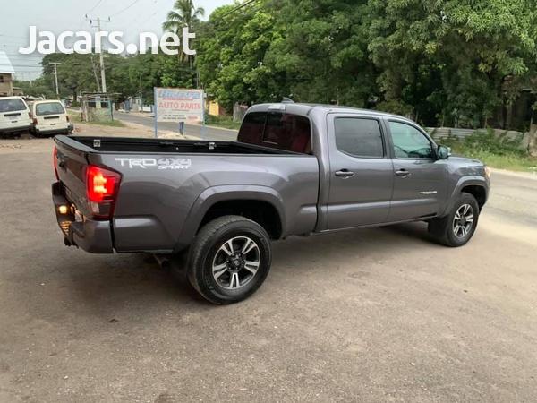 Toyota Tacoma 3,5L 2018-1