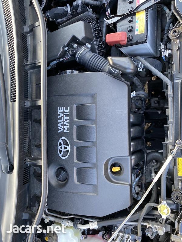 Toyota Wish 1,8L 2013-11