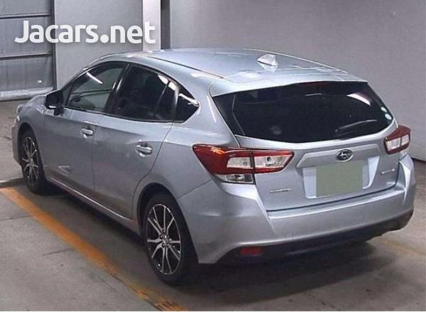 Subaru Impreza 2,0L 2017-4