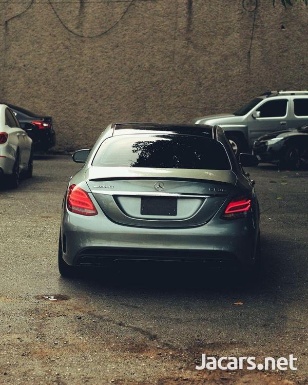 Mercedes-Benz C-Class 3,5L 2016-3