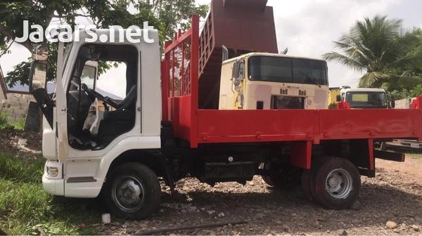2005 DAF Tipper 7.5T Truck-2
