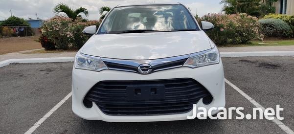 Toyota Axio 1,3L 2016-4
