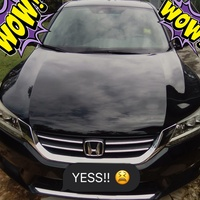 Honda Accord 2,4L 2015