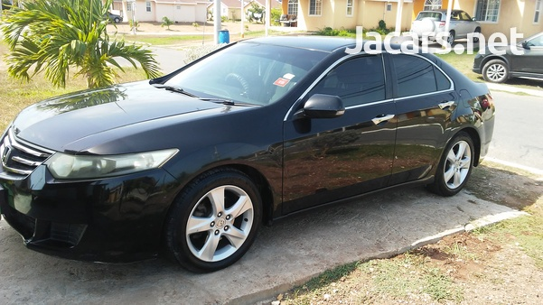 Honda Accord 2,4L 2010-2