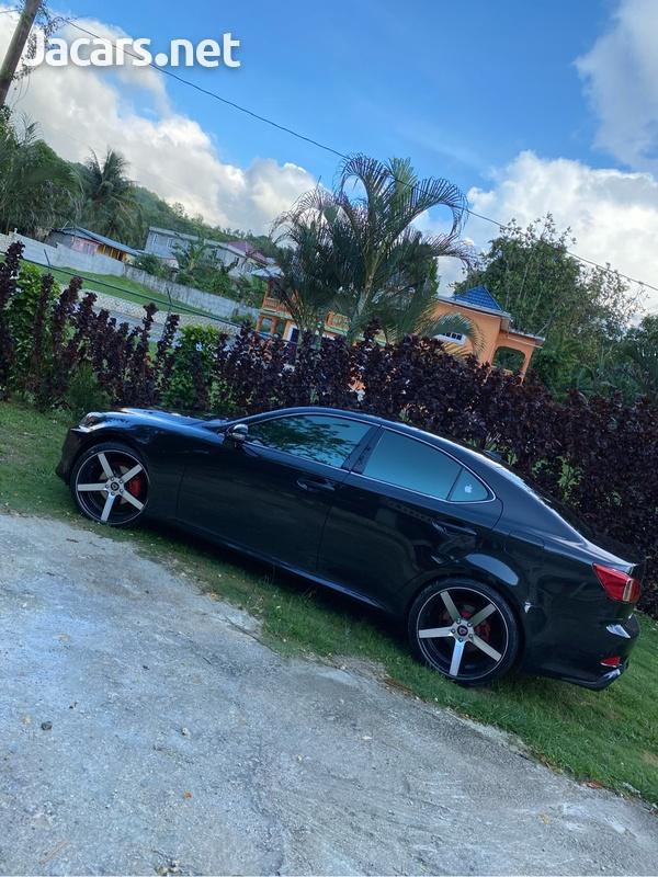 Lexus IS 2,5L 2012-8