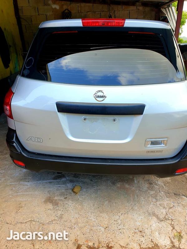 Nissan AD Wagon 1,5L 2010-3