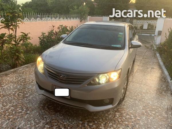 Toyota Allion 1,5L 2015-2