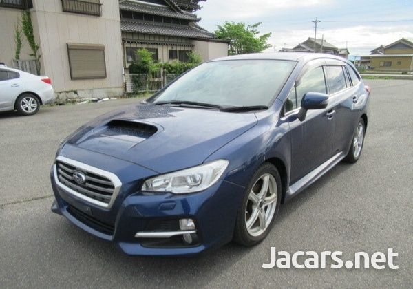 Subaru Levorg 1,6L 2016-1