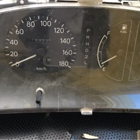 110 speedometer