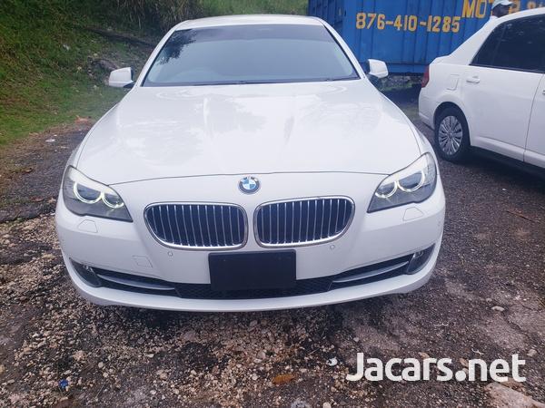 BMW 5-Series 2,5L 2013-2
