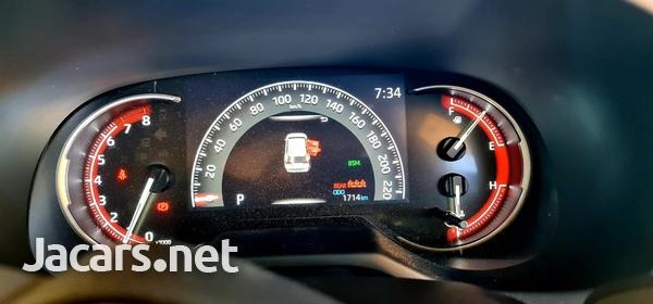 Toyota RAV4 2,0L 2021-6