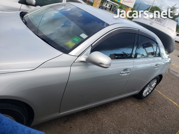 Toyota Mark X 2,5L 2009-8