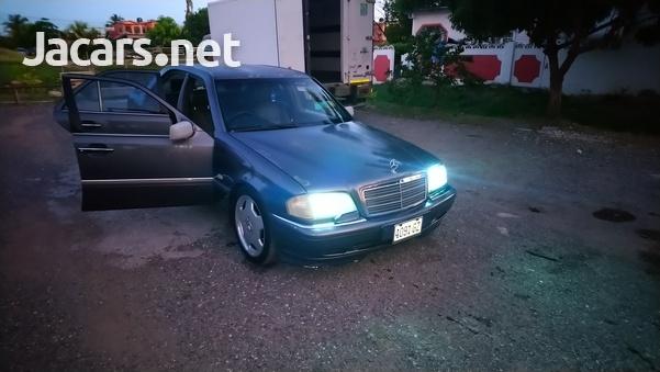 Mercedes-Benz C-Class 2,8L 1999-9