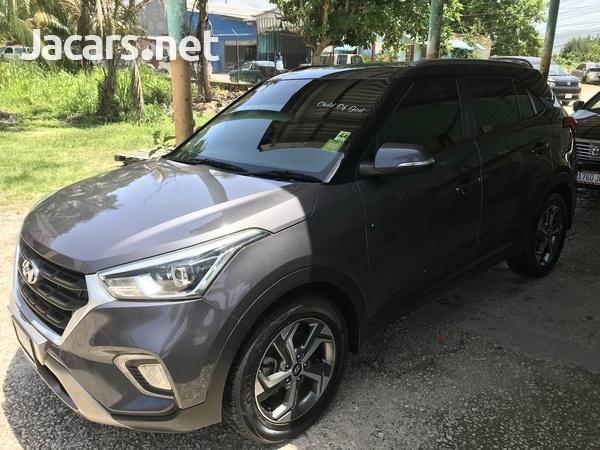 Hyundai Creta 1,6L 2019-5